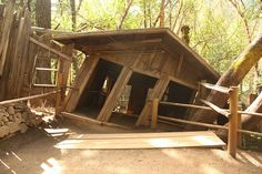 Oregon Vortex, Gold Hill, Oregon  Very cool