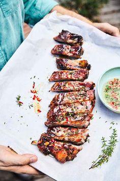 Spareribs, Chili, Rind, Pork, Meat, Pigs, Food Food, Kale Stir Fry, Chilis