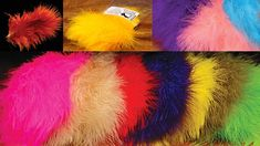 Understanding Fly Tying Marabou Feathers - Woolly Bugger, Blood Quill and Extra Select - Understanding Fly Tying Marabou Feathers – Woolly Bugger, Blood Quill and Extra Select – YouTub - Happy Fishing, Fly Fishing Tips, Fishing Videos, Fishing Gifts, Best Fishing, Fishing Lures, Fishing Hole, Crappie Fishing, Fishing Tackle