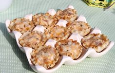 ham and cheese cups, I think we will be trying these but with bacon or sausage instead of ham