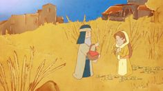 Book of Ruth - G-dcast (The Book of Ruth is traditionally read by Jews on the holiday of Shavuot)