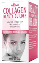 NeoCell beauty bursts & collagen beauty builder review & #giveaway ends 10/27 open to US/Canada.