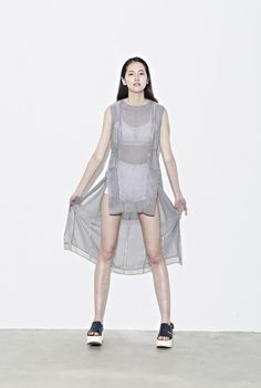 Shin Haenam for Low Classic Summer 2013 collection by Nazine