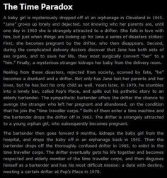 Funny pictures about The big paradox in time. Oh, and cool pics about The big paradox in time. Also, The big paradox in time. Short Creepy Stories, Spooky Stories, Ghost Stories, Horror Stories, Paranormal Stories, Creepy Pasta Stories, Halloween Stories, True Stories, Que Horror
