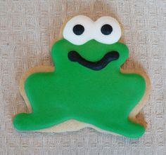 Froggie Cookie