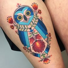 Winston the Whale - quilt square, sashiko stitching and folk art ... : quilt square tattoo - Adamdwight.com