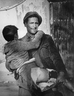 Robert Capa. Teruel, Spain, December 21, 1937