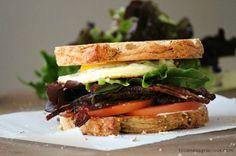 Il Panino dell'estate: BLT Sandwich   WE LOVE SUMMER Food Confidential #foodconfidential #summer #blt