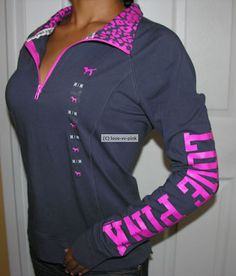 VICTORIA SECRET PINK Yoga sweatshirt. Love the one I have