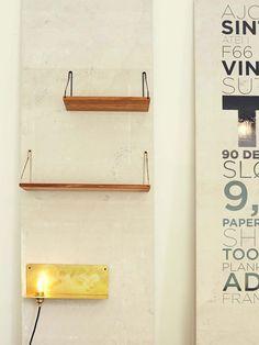 FRAMA's atelier installation - minimalistisk kurateret! - Rumid
