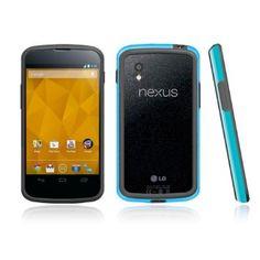 oetic Borderline Bumper Case for Nexus 4