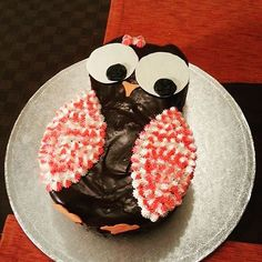 A Perfect Plan (@aperfectplan4u) on Instagram: #chocolateganache #owl #birthdaycake #yum #baking #knoxville #makers #aperfectplan