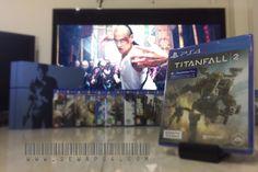 Titanfalls 2 on Playstation is like a dream comes true #sewaps4jakarta #rentalps4 #ps4harian #ps4pro #sewaps