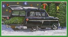 Christmas Tree Photograph by Allison Murray Wood Print, Old Things, Photograph, Christmas Tree, Prints, Art, Photography, Teal Christmas Tree, Art Background