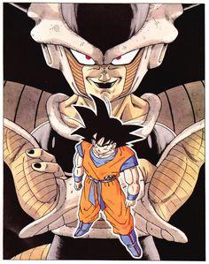 """Dragon Ball: Weakly Shonen Jump number 25"" http://amzn.to/2q10MiJ http://amzn.to/2rVRWSM"