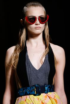 Miu Miu Spring 2015 Ready-to-Wear - Details - Gallery - Look 1 - Style.com