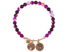 Chrysalis (Tm) Tranquility Collection Rose Agate Rose Tone Inner Beaut
