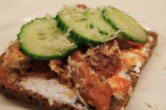 Healthy Easy & Delicious: A hearty sandwich.