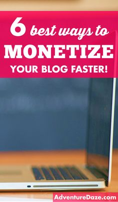 This post helped me monetize my blog so much faster and easier! I now make money while traveling the world using these simple steps!