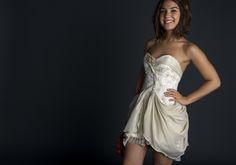 Bustier, Paris Atelier, One Shoulder Wedding Dress, Marie, Strapless Dress, Photos, Creations, Wedding Dresses, Unique