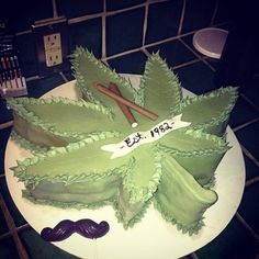 Cannabis Seeds available now from Seedsman. Buy medical, feminized and auto-flowering seeds with fast worldwide shipping and free seeds. Marijuana Leaves, Puff And Pass, Smoking Weed, Peanut Butter Cups, Amazing Cakes, Cupcake Cakes, Cake Decorating, Weed Birthday Cake, Birthday Basket