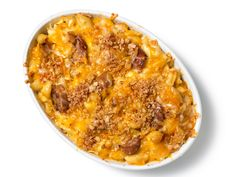 Get this all-star, easy-to-follow Apple-Sausage Mac and Cheese recipe from Food Network Kitchen