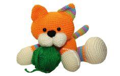 Tutorial: gato tejido a crochet (amigurumi) - amigurumi kitten