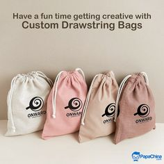 Have a fun time getting creative with Custom Drawstring Bags. #bags #drawstringbag #versatile #backpacks #wholesale #promotion #Marketing #Giveaways #Trending #gifts #giftideas Custom Drawstring Bags, Promotional Bags, Picnic Bag, Wholesale Bags, Luggage Bags, Good Times, Promotion Marketing, Backpacks, Fun Time