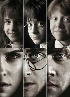 Aw look how the golden trio has grown