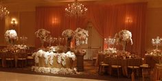 Yanni Design Studio - Wedding Flowers and Decorations Chicago