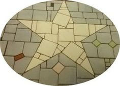 Star Mosaic/Farrell Hamann Fine Art, Sacramento, California