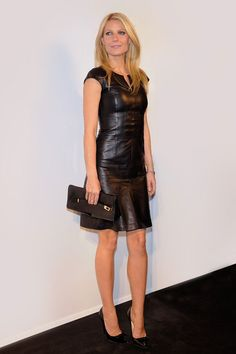 Gwyneth Paltrow in Hugo Boss