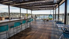 The gist: This 14th floor restaurant and rooftop bar opens in the 400 Fairview building this week and is the latest project for Wassef and Racha Haroun (Mamnoon, Mamnoon Street, Anar). Access to the 2,800-square-foot restaurant is through a private elevator on the main floor of the ...