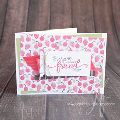Papercraft by Jennifer Frost: Suite Sentiments, The Crafty Carrot Co Blog Hop