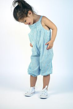 Lovely and practical summer jumpsuit