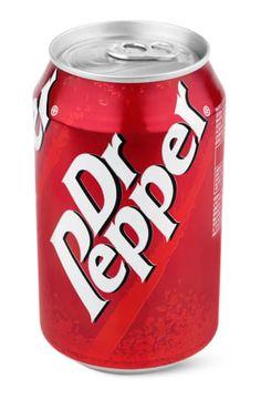 I'm Dr Pepper