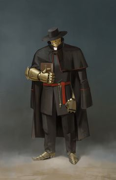ArtStation - My submission for Wild West characters design chanllenge, Thanh Tu?n : ArtStation - My submission for Wild West characters design chanllenge, Thanh Tu? Fantasy Character Design, Character Creation, Character Design Inspiration, Character Concept, Character Art, Concept Art, Dungeons And Dragons Characters, Sci Fi Characters, High Fantasy