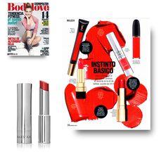 Revista Cosmopolitan Body Love marzo 2016. Lápiz de Labios True Dimensions Firecracker.  #MaryKay #MaryKayEspaña #Maquillaje #Belleza #Labios #Labial #Revista #Revistas #Medios #Cosmopolitan