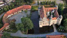Schloss Mitwitz, D-96268 Mitwitz im Landkreis Kronach, Bayern. © Schloss Mitwitz