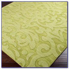 Lime Green Area Rug 8x10