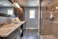 53rd & Drew Ave - Minneapolis Fulton Neighborhood - transitional - bathroom - minneapolis - Sustainable 9 Design + Build