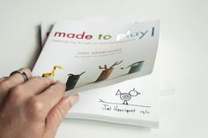 Made by Joel Made to Play Book Giveaway 1