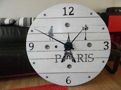 32 Meilleures Images Du Tableau Horloge Clock Clocks Et
