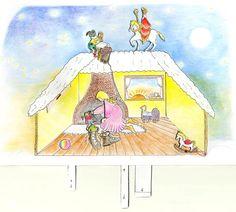 Het Zonnejaar - Beweegbare Sint Nicolaasplaat  à télécharger