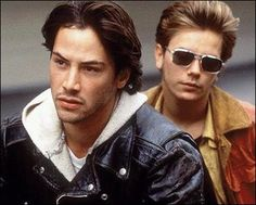 BIG STARS IN GAY ROLES| My own private Idaho, River Phoenix and Keanu Reeves