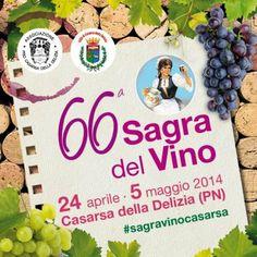 Conto alla rovescia in corso per la 66° edizione della Sagra del Vino di Casarsa della Delizia: i volontari sono ormai al lavoro da molte se...