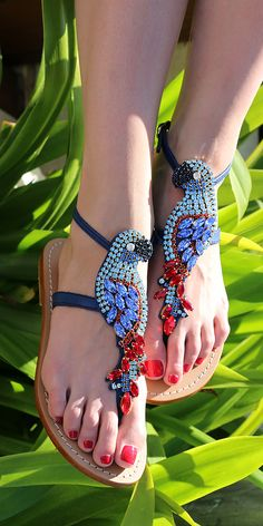 27033728c838b1 98 Best Our Jeweled Sandals  images in 2019