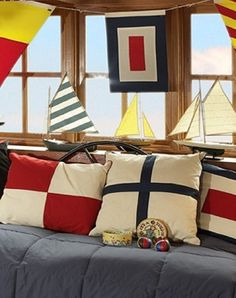 nautical flags 4 decoration