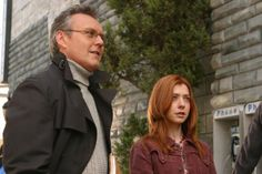 Rupert Giles - Willow Rosenberg