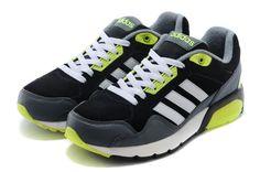 official photos 2c980 de812 Adidas NEO Run9TIS hombres high-top Casual Negro   Blanco   bright… Top  Casual